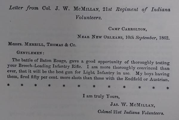 McMillan 2nd Letter TMR