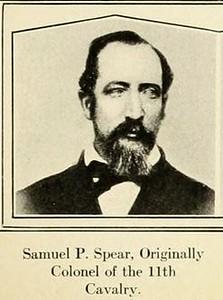 Spear, Samuel P