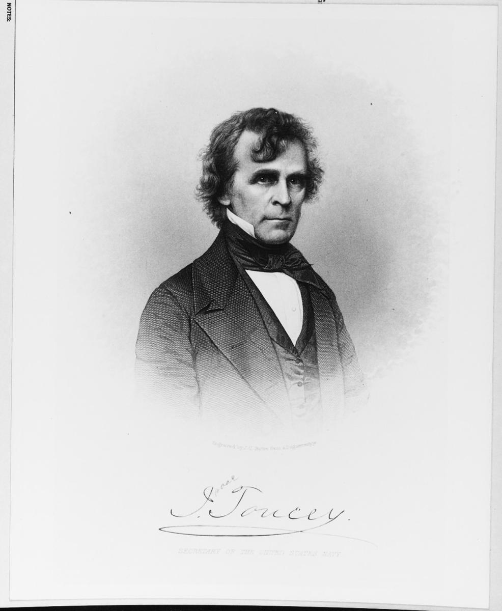 Toucey, Isaac, Secretary of Navy