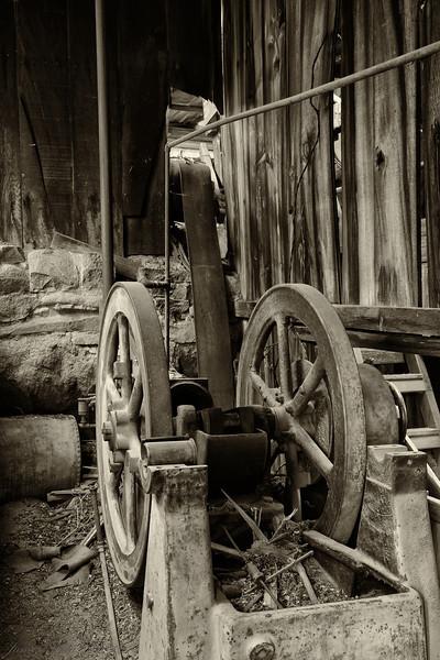 Wall Street Mill, Joshua Tree National Park