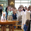 Blessing for Sr  Marian retiring -2009