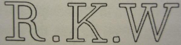 Whiteley, Robert K  2