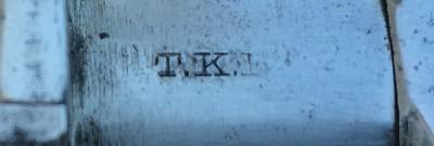 TKL - 15208 Block Stamp Barrel before Breech