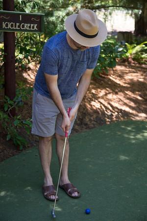 Castles Team Mini-Golf