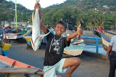 2008 11-20 Happy son of a fisherman. dw