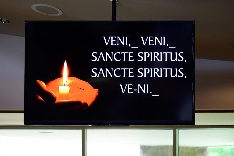 Pentecost, 2019