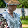 Reenactor, Colonial Williamsburg, Virginia