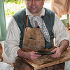 Shoemaker George Wilson, Colonial Williamsburg, Virginia