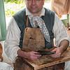 Shoemaker George Wilson, Colonial Williamsburg, Virginia