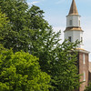 Bruton Parish Church, Duke of Gloucester Street, Colonial Williamsburg, Virginia