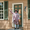 Town Crier, Reenactor, Colonial Williamsburg, Virginia