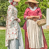 Reenactor, Colonial Williamsburg, Virginia