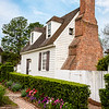 John Blair House, Duke of Gloucester Street, Colonial Williamsburg, Virginia