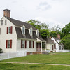 Tayloe House,  Office and Kitchen, Nicholson Street, Colonial Williamsburg, Virginia