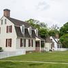 Tayloe House,  Office and Kitchen, Nicholson Street, Colonial Williamsburg, Virginia