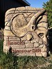 Baisch's Dinosaur Digs on private 9,000 acre ranch<br /> Glendive, Montana