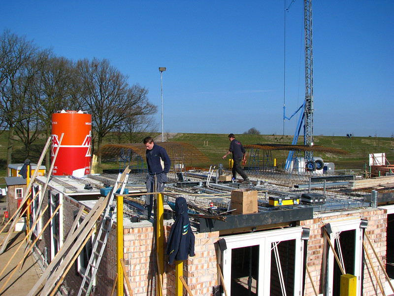Installation of fitting and electrical equipment