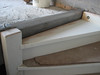 Concrete/stainless steel finishing (starecase garage)