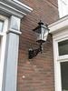 Front-door lamp