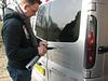 Changing the new business adress (firm Robert van de Wetering