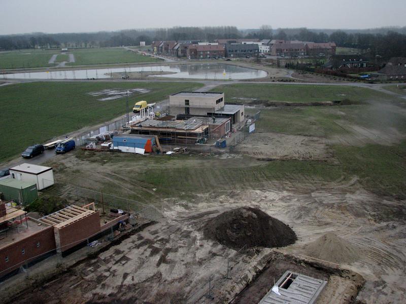 Crane view of Sonniuspark (Son and Breugel)