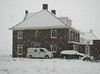 Snowing in Jufferlaan 36, Sonnius park