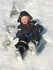 Winter fun in Sonnius park