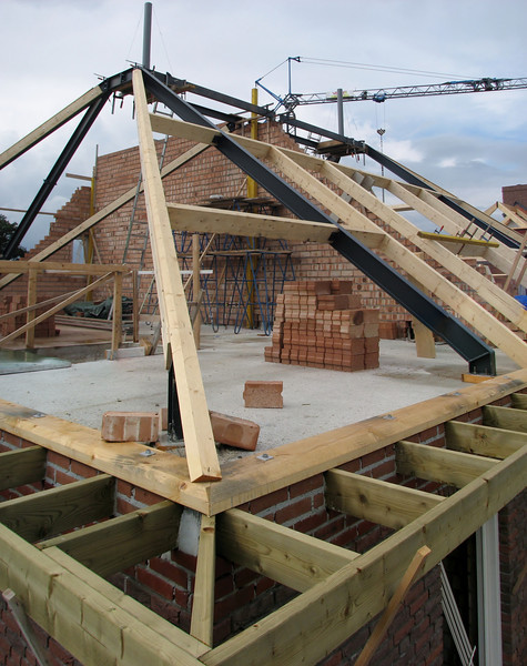 The attic construction