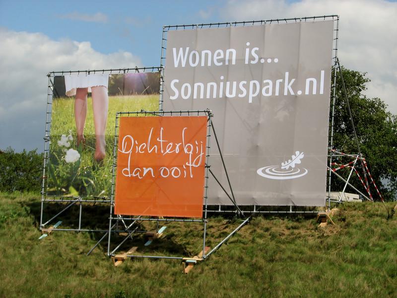 Sonniuspark, Son ern Breugel, July 2011