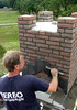 Pointing the chimney