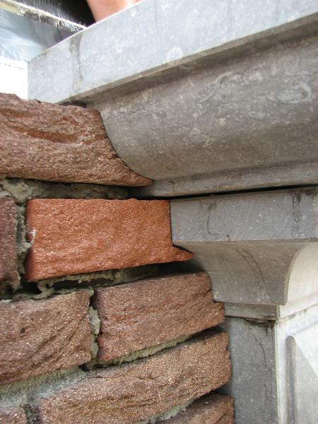The brick pieces (made by Marijn)