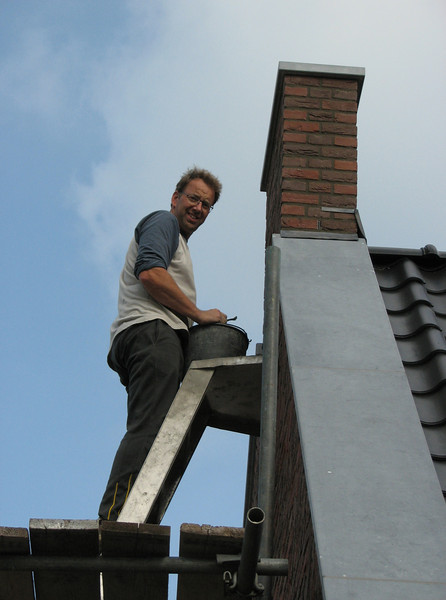 Pointing the gable