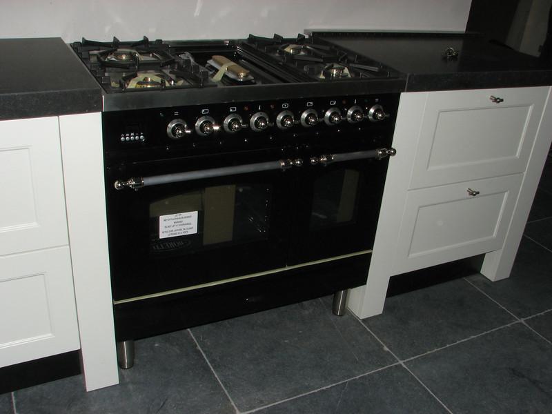 Boretti cooking facilities