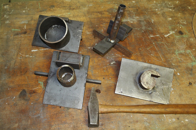 bending moulds