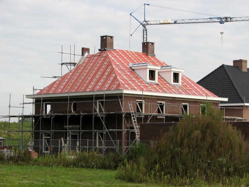 Dormers of Jufferlaan 36/38