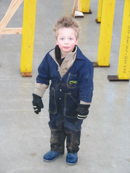 Stijn (Bob) the builder (NL: Bob de bouwer)
