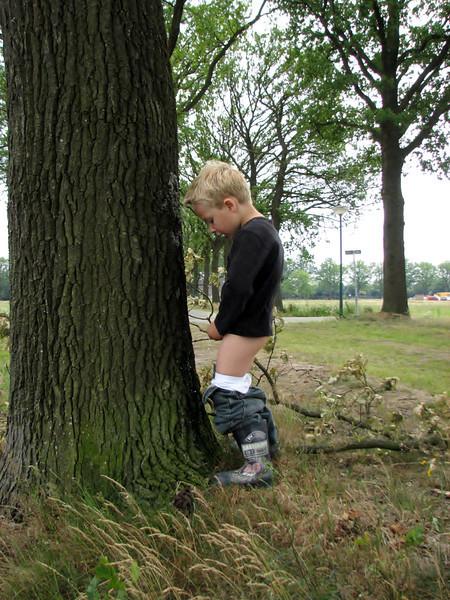 Stijn badly need to pee :-)