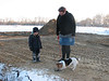 "Stijn meet Imke and her dog ""Saartje'"