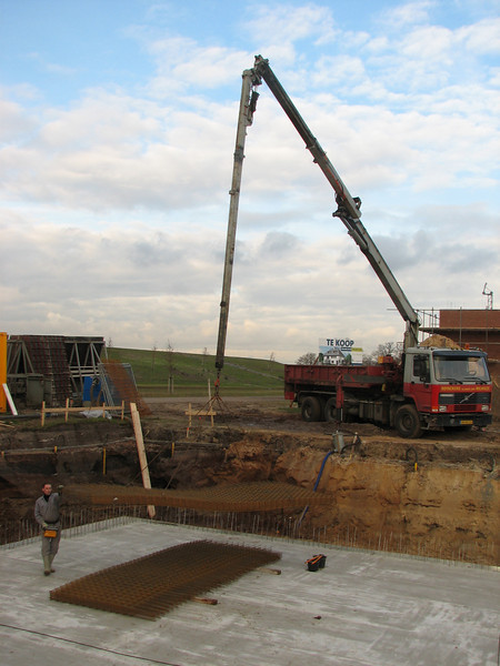 Reiforcement of the maincellar-walls