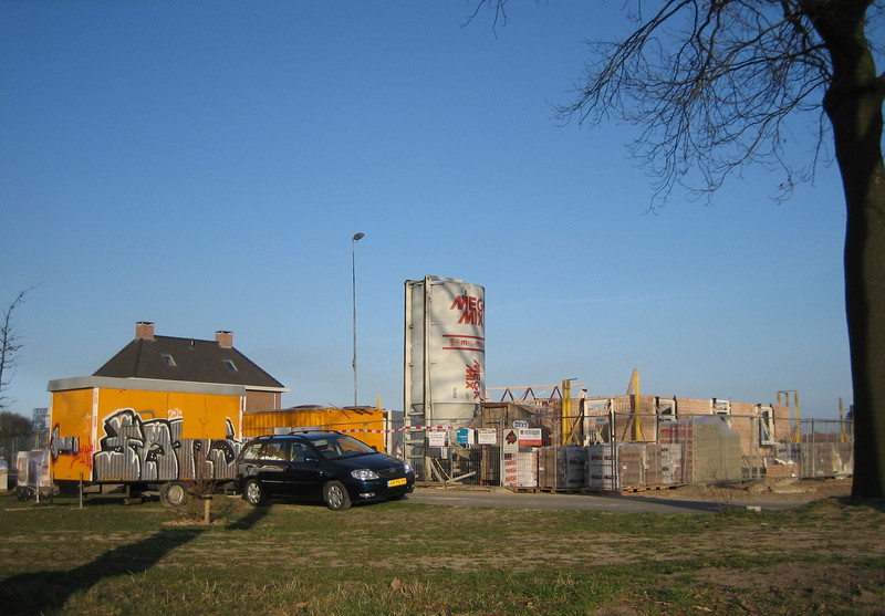 Building site on 11-3-2011