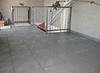 Tiled garage floor