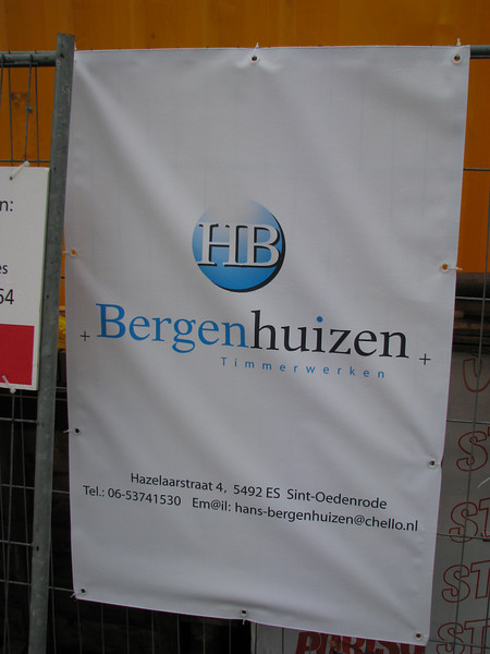 Carpenter: Hans Bergenhuizen