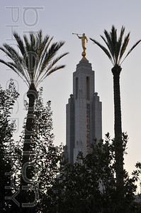 Newport Beach, CA LDS Temple