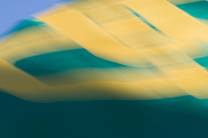 """Golden Waves""<br /> Assignment:  Abstract"