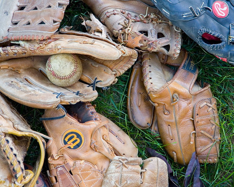"""Post Season Leather""<br /> Assignment: Used"
