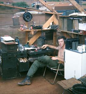 Radio shack - Hill 55