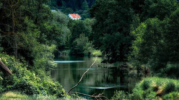 The Kamp River