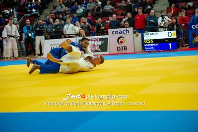 -100 kg Galandi Philipp UJKC Potsdam e V  BB, -100 kg Schönefeldt Domenik Judo-Team Hannover e V  NS, DEM2019 Stuttgart_BT_NIKON D4_20190126__D4B6819
