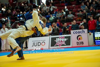 -100 kg Galandi Philipp UJKC Potsdam e V  BB, -100 kg Schönefeldt Domenik Judo-Team Hannover e V  NS, DEM2019 Stuttgart_BT_NIKON D4_20190126__D4B6812