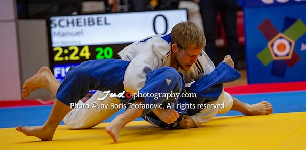 -66 kg Fischer Fabio Judo-Team Hannover e V  NS, -66 kg Scheibel Manuel TSV Abensberg BY, DEM2019 Stuttgart_BT_NIKON D4_20190126__D4B6710
